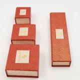 Caixa de papel da jóia romântica da colar do brinco do pendente (J10-E1)