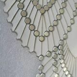 Facile installer la mosaïque de marbre en verre de Composit de tuiles de mur intérieur