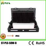 5 años de la garantía del Ce de RoHS IP65 LED de luz de inundación al aire libre con Bridgelux LED