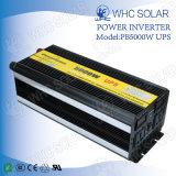 충전기를 가진 Powerboom 5000W UPS 태양 에너지 변환장치