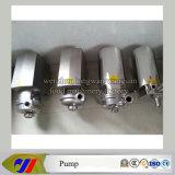 Vários tipos de bombas do aço inoxidável