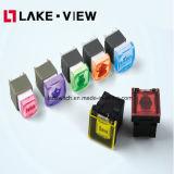 Commutateur de bouton poussoir lumineux avec des choix de couleurs de RVB DEL
