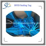 Tag do selo do cabo do fabricante RFID para seguir