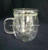 Чашка чая Blowwn руки стеклянная с хорошим ценой