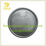 # 401 Papel de aluminio Cap Despegue Fin / tapa para el polvo