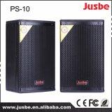 Jusbe 10 Stadiums-Leistungs-Fachmann-Lautsprecher des Zoll-8 des Ohm-200W