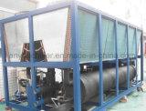 - 15c Anschluss Bitzer, das Kompressor-Salzlösung-Eis-Eisbahnen-Kühler hin- und herbewegt