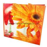 Projetar sacos de Tote de compra tecidos PP