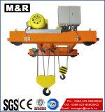 Alzamiento eléctrico de la cuerda de alambre de 0.75 toneladas con alta calidad