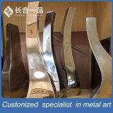 Мебель дома таблицы чая серебра нержавеющей стали прямоугольника изготовления фабрики