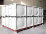 GRP/FRP ensamblan el tanque de agua y el tanque seccional del panel