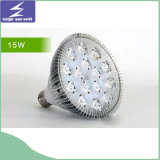 E27 PAR38 LEDはセリウムの承認と軽く育つ