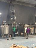 Cadena de producción completa de llavero de leche con leche en polvo