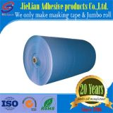 Rodillo enorme azul de la cinta adhesiva para la pintura decorativa