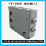 Preservativos pequenos e máquinas de Vending de papel no hotel