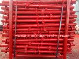 Armatura utilizzata di Cuplock per costruzione