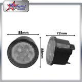 Heißer Verkauf! Endstück-Licht fahren, Warnleuchte 3W für UniversalAnzeigelampe der auto-LED für Jeepwrangler-Blitz-Licht