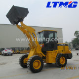 中国の小さいローダー2トンの販売のための小型車輪のローダー
