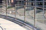 강화 유리를 가진 Deck&Porch 방책 시스템