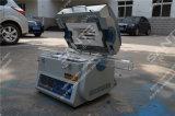 1200c verdeel de Lange Oven van de Buis met de Buis van het Kwarts Dia van 60mm (het Verwarmen van 600mm Streek) & VacuümFlenzen