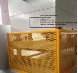 Máquina de corte hidráulica de dupla face de espuma EVA