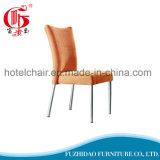 Cadeira barata do banquete da tela de veludo do restaurante
