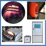Calefacción de inducción automática de frecuencia media que endurece la máquina