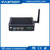 Porta baixa RSVD 12V com mini PC com 2 * porta HDMI