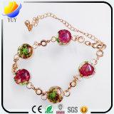 Süsse Liebes-einfaches schönes vier Blatt-Klee-Charme-Armband