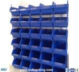 La plastica industriale accatastabile del magazzino parte i silos di immagazzinamento