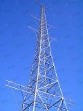 De zelfstandige Gegalvaniseerde Toren van het Rooster van het Frame van het Staal