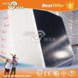 прокатанные PVC плитки потолка гипса 595X595 для среднего востока