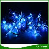 30 Libelle-Sonnenenergie-Zeichenkette beleuchtet LED-6m wasserdichte Lampe für im Freieninnen