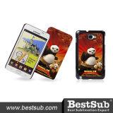Bestsub ha reso personale il coperchio del telefono di sublimazione per la nota I9220 (SSG04) della galassia di Samsung