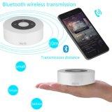 カラオケの実行中の携帯用小型Bluetoothの無線電信のスピーカー
