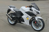 Colore bianco del nero di colore che corre bici con qualità stabile