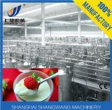 Alta qualidade e linha de processamento saboroso do Yogurt, fazendo a máquina