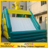 Tweety動物は子供の演劇のための膨脹可能なスライドを滑らせる