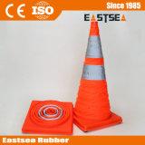 Red flessibile in plastica ABS retrattile coni di sicurezza