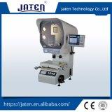 Репроектор профиля Jaten вертикальный ручной оптически для измерения размеров профиля и поверхностной формы сложных Workpieces