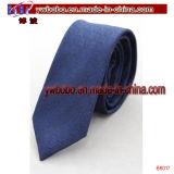 Галстук поставщиков галстуков 100% сплетенный шелком связанный полиэфиром (B8016)