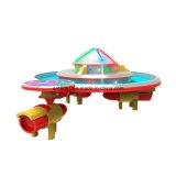 Máquina de juego de vector de la arena para el juego de concurso de los niños
