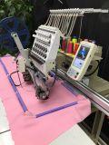 Máquina lisa do bordado da única área grande principal comercial para o tampão, t-shirt, máquina do bordado do vestuário com 12/15 das cores para vendas quentes