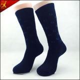 Qualitäts-schwarze Socken für Herr-Art