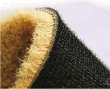 Moquette piana nuovo 2016 su elastico della fibra del piede pp delle stuoie dell'automobile