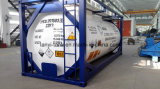 25000L Container de met hoge weerstand van de Tank van het Koolstofstaal voor Water, Olie, Chemische producten