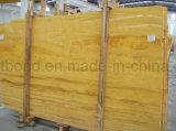 Панель Limstone золота желтым алюминиевым подпертая сотом каменная для стены