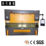 CNC betätigen Bremse, verbiegende Maschine, CNC-hydraulische Presse-Bremse, Presse-Bremsen-Maschine, hydraulische Presse-Bruch HT/HL