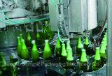 [5000-48000بف] [غلسّ بوتّل] جعة تعبئة & تاج يغطّي آلة أحاديّ مجمع أسطوانات