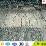 Belüftung-Beschichtung Gabion Kasten-Korb mit Bescheinigung ISO9001